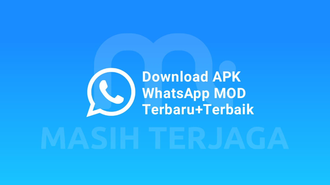 Download WhatsApp MOD APK Terbaik